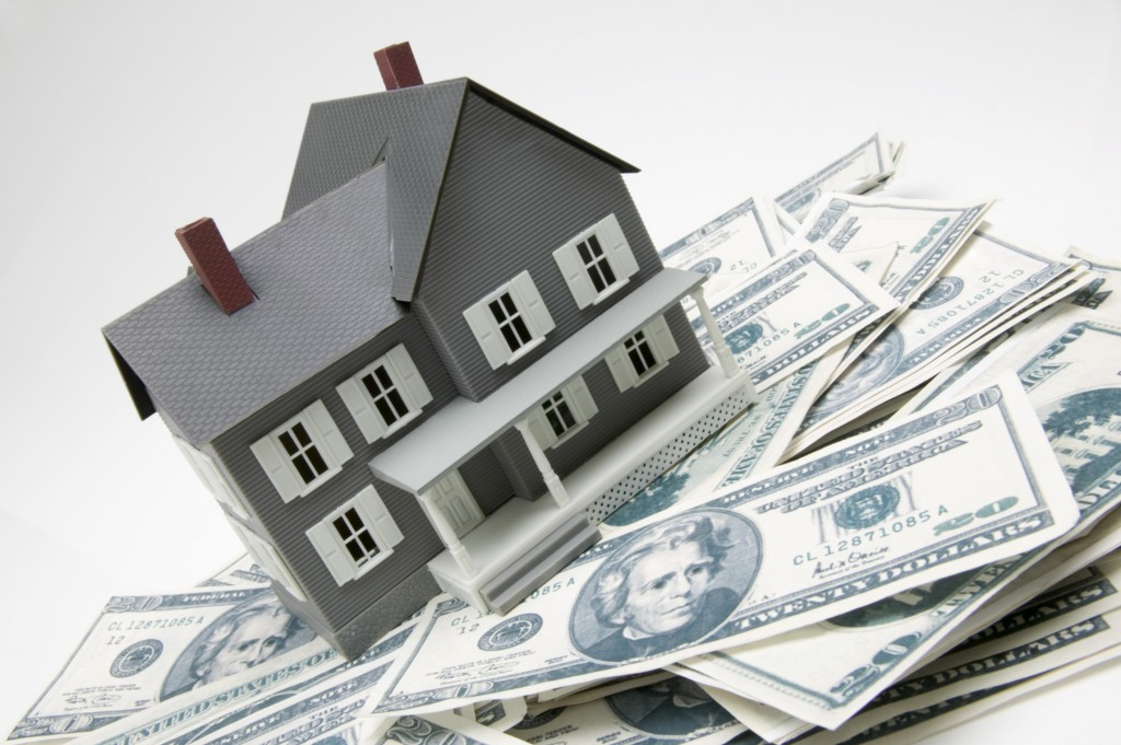 Взять деньги под залог дома в банке